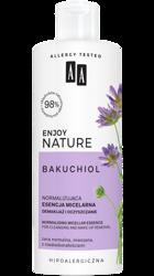 AA Enjoy Nature Bakuchiol Normalizująca esencja micelarna demakijaż i oczyszczanie 400ml