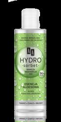 AA HYDRO SORBET Esencja aloesowa 96% z kwasem hialuronowym 100ml