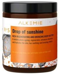 ALKEMIE Sun For Everyone! masło regenerująco-brązujące 30ml