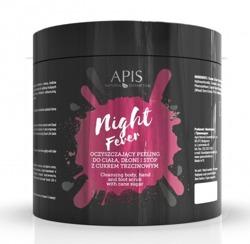APIS  Oczyszczający Peeling NIGHT FEVER 700 g