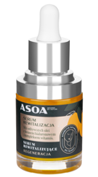 ASOA Serum Rewitalizacja z kwasem hialuronowym 30ml