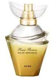 AVON woda perfumowana dla kobiet RARE FLOWERS Solar Narcissus 50ml
