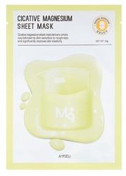 A'pieu Cicative Magnesium Sheet Mask Maska w płachcie na bazie magnezu 22g