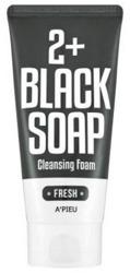 A'pieu Fresh Blacksoap 2+ Cleansing Foam Pianka oczyszczająca 130ml