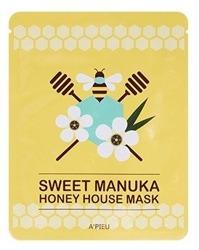 A'pieu Sweet Honey House Mask Odżywczo-rozświetlająca maska do twarzy SWEET MANUKA