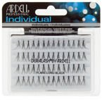 Ardell Individual Knotted Flares long black- kępki