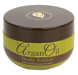 Argan Oil Body Butter - Masło do ciała, 250 ml