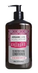 ArganiCare Hair Conditioner COLLAGEN Odżywka do włosów z kolagenem 400ml