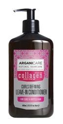 ArganiCare Leave-in Conditioner COLLAGEN Odżywka bez spłukiwania do włosów kręconych z kolagenem 400ml