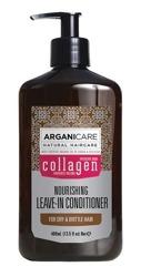 ArganiCare Leave-in Conditioner COLLAGEN Odżywka do włosów bez spłukiwania z kolagenem 400ml