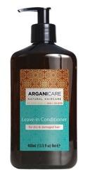 ArganiCare Leave-in Conditioner SHEA BUTTER Odżywka do włosów bez spłukiwania z masłem shea 400ml