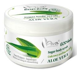 Ava ECO Body peeling cukrowy Aloe Vera 250g