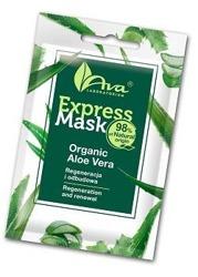 Ava Express Mask Maska do twarzy na bazie aloesu 7ml