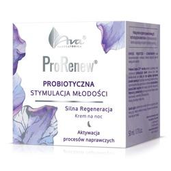 Ava ProRenew Krem na noc Probiotyczna stymulacja młodości 50ml