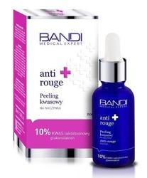 BANDI Anti Rouge Peeling kwasowy 10% na naczynka 30ml