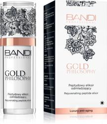 BANDI Gold Philosophy Peptydowy eliksir odmładzający 30ml