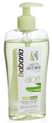 Babaria Mydło w płynie do higieny intymnej z aloesem 300 ml