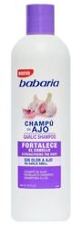 Babaria Szampon Czosnkowy 700 ml
