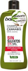 Babaria Szampon do włosów z olejem z nasion konopi Całkowita Naprawa 400 ml