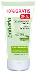 Babaria Żel oczyszczający do mycia twarzy z aloesem 165 ml