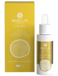 BasicLab Esteticus Kuracja przeciwzmarszczkowa Odżywienie i wygładzenie 30ml