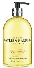 Baylis&Harding Mydło do rąk Sweet Mandarin & Grapefruit 500ml