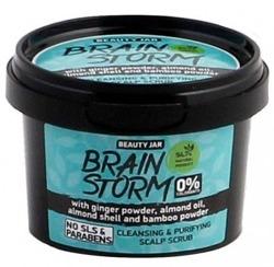 Beauty Jar Brain Storm Scrub do skóry głowy 100g
