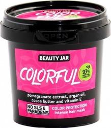 Beauty Jar Maska do włosów farbowanych Colorful 150g