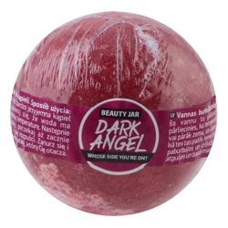 Beauty Jar Musująca kula do kąpieli Dark Angel 150g