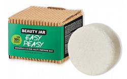 Beauty Jar Szampon/mydło w kostce uniwersalny EASY PEASY 60g