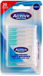 BeautyFormulas ACTIVE Interdental Soft Brushes Czyściki międzyzębowe 20szt