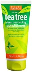 BeautyFormulas TeaTree Odżywka do włosów 200ml