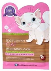 Belleza Castillo Cat Whitening Mask - Organiczna maseczka rozjaśniająca w płachcie 25g
