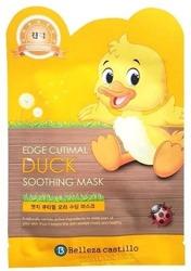 Belleza Castillo Duck Soothing Mask Kojąca maseczka do twarzy Kaczka 25g