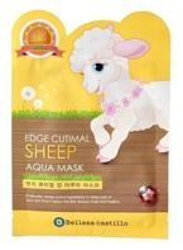 Belleza Castillo Shep Aqua Mask - Organiczna maseczka nawilżająca w płachcie 25g