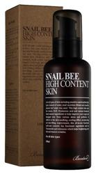 Benton Snail Bee High Content Skin - Ultra nawilżający tonik do twarzy z wysoką zawartością śluzu ślimaka 150ml