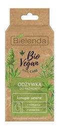 Bielenda Bio Vegan Nail Care Odżywka do Paznokci Konopie Siewne 10ml