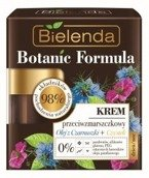 Bielenda Botanic Formula Olej z Czarnuszki + Czystek Krem przeciwzmarszczkowy dzień/ noc 50ml