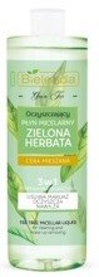 Bielenda Green Tea Oczyszczający płyn micelarny 3w1 500ml