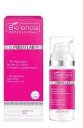 Bielenda Professional SupremeLab Sensitive Skin 10% Regulujące Serum do Twarzy z Kwasem Azelainowym 50ml