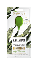 Bielenda SKIN SHOT 2-Step Pro Care Serum+Maska Algi Morskie