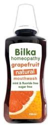 Bilka Homeopathy Homeopatyczny płyn do jamy ustnej Grejprutowy 250ml