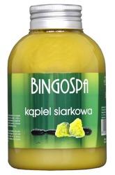 BingoSpa Kąpiel siarkowa 500ml