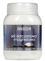 BingoSpa Sól siarczanowo-magnezowa 1250g