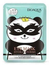Bioaqua Hydra Nourish Maska pod oczy w płachcie