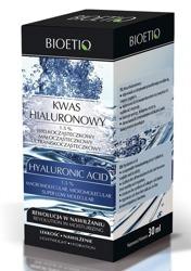 Bioetiq Kwas Hialuronowy 30ml