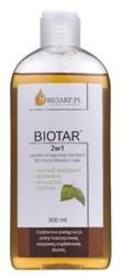 Biotar 2w1 Szampon ziołowo dziegciowy do mycia włosów i ciała 300ml