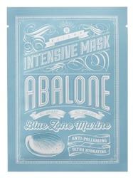 Blithe Blue Zone Marine Maska nawadniająca do skóry wrażliwej ABALONE