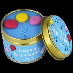 Bomb Cosmetics Świeca zapachowa Happy Birthday