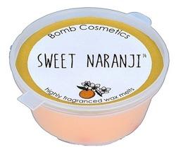 Bomb Cosmetics Wosk zapachowy SWEET NARANJII 35g